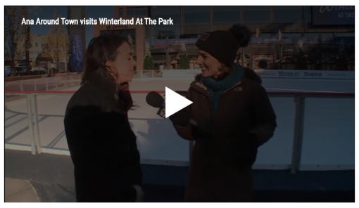 'Around Town' visits Winterland at the Park